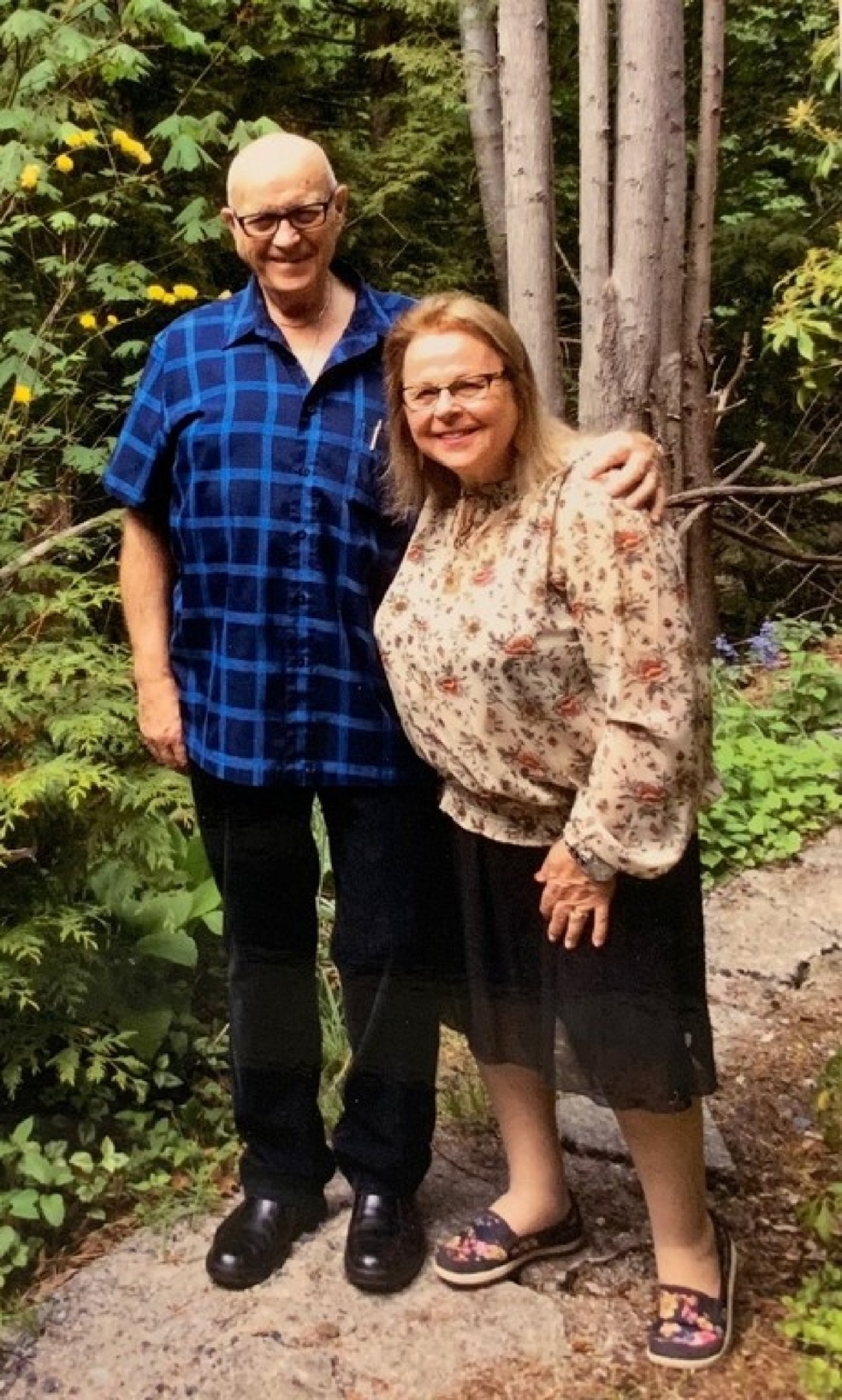 Merrill and Gail Ross had lived in Squamish for more than 50 years and leave behind four children and seven grandchildren.