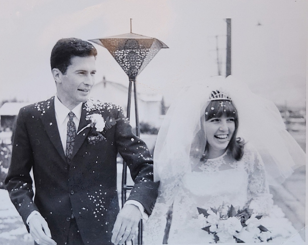 Tad and his wife, Berdie, were married for 52 years. (Submitted by Carlene Fetterly)