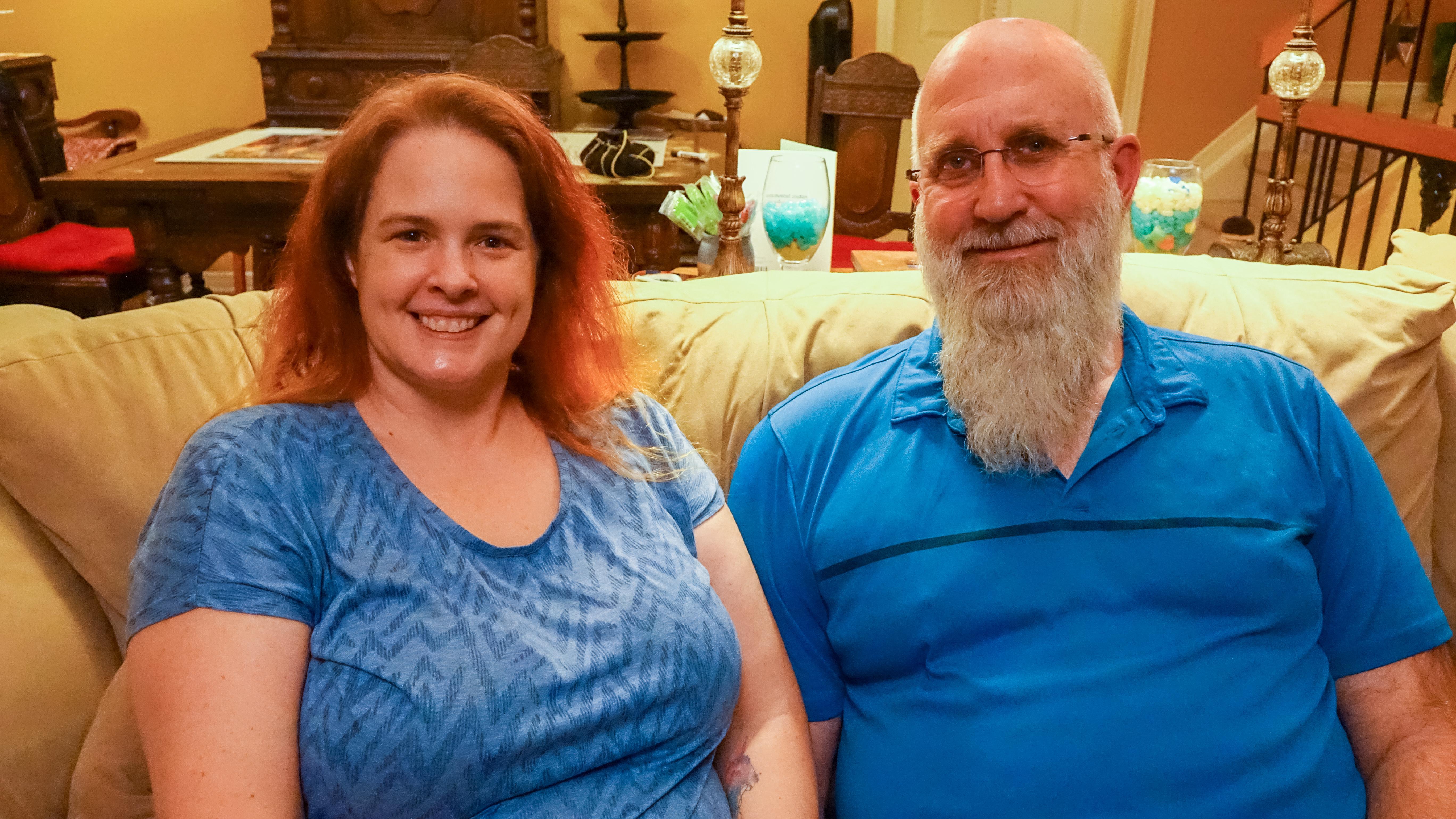 Traci Jorgenson and Lorne Cooper (Ash Abraham/CBC)