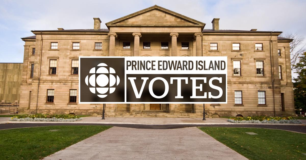 P E I  Election Results