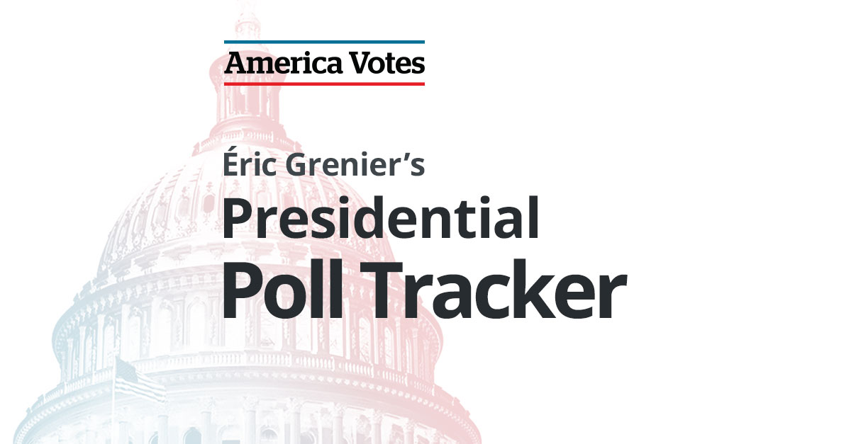 CBC News Presidential Poll Tracker